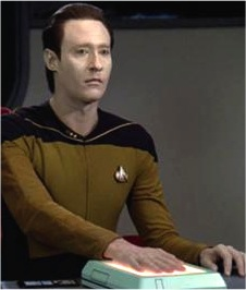 """Star Trek: The Next Generation, """"The Measure of a Man"""" (Paramount Pictures)"""